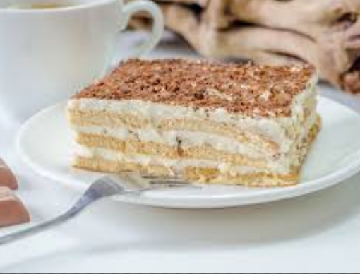 עוגת ביסקווטים